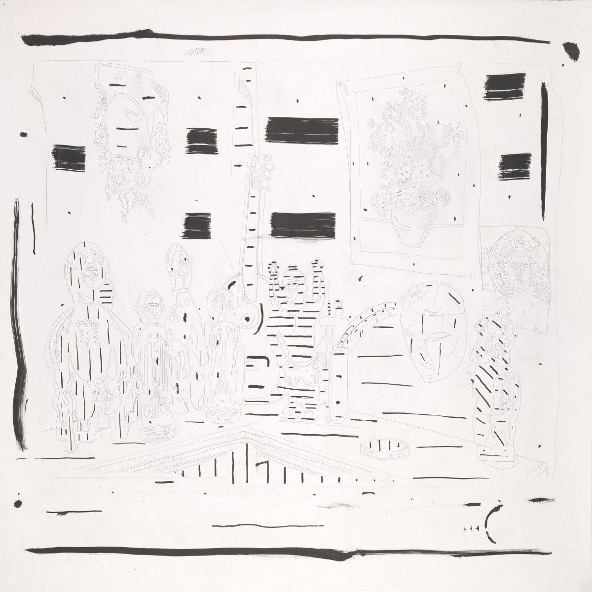 Ania Soliman - Braque's Studio