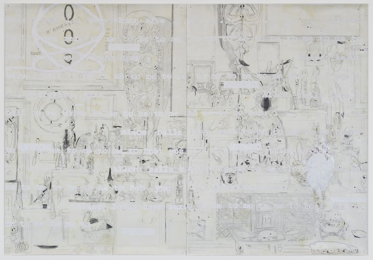 Ania Soliman - Untitled (Surrealists Welcome the Digital Unconscious—Alice and Bob)